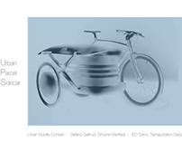 Urban Parcel Sidecar