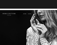 Hera Couture Website