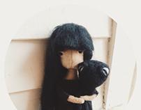 Toy Design - octopus queen