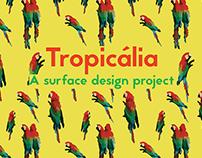 Tropicália - Projeto de Design de Superfície