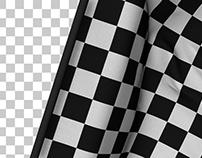 Checkered Flag Racing Transition 4K