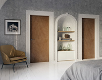 RADA DOORS#1 / INTERIOR DESIGN / VISUALIZATION