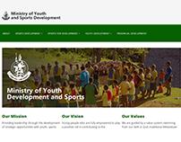 MoYSD Vanuatu Website