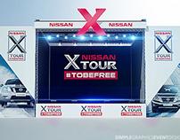 NISSAN X TOUR