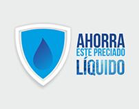 Ahorra el preciado líquido