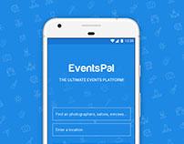 Eventspal - Mobile App