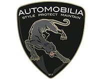Automobilia Auto Salon Logo
