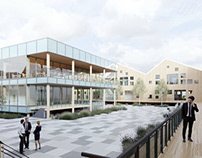 RESEARCH PARK OF TIMBER INDUSTRY / ARCHITECTURE