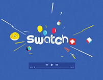SWATCH | POP UP Global Campaign