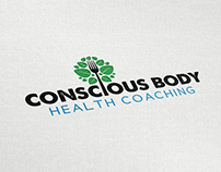Conscious Body Health Coaching Logo