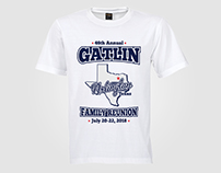 Gatlin Family Reunion T-Shirt