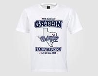 Gatlin Family Reunion T-Shirt