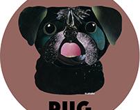 048 | Pug (Black)