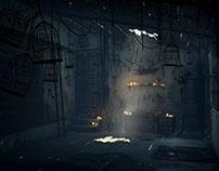 Die Vergessene Höhle