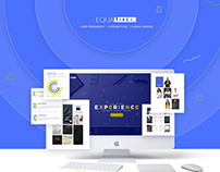 Equalizzer- Digital Agency Template