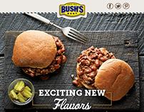 Bush's Beans Foodservice Easy Entrées