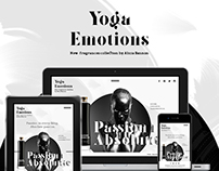 Yoga Emotions fragrances collection shop