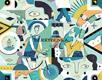 Berrybenka collector`s edition box