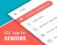 iOS App for Seniors