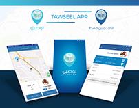 Tawseel App