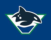 Vancouver Canucks Logo Concept