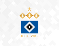 125 years of HSV - Branding