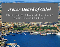 Never Heard of Oslo? It's Your Next Destination