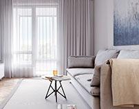Showroom жилого комплекса SmartHouse.