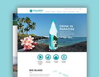 Hawaiian Springs Website