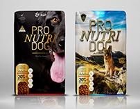 AGP Group - Pro Nutri Dog Embalagem de Ração Pet