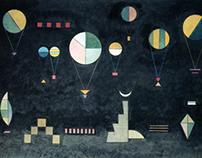 Wassily Kandinsky, Shallow-Deep,
