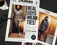 Kreativer Content im Zeichen der Krawatte – J.Ploenes