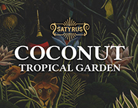 Coconut Tropical Garden