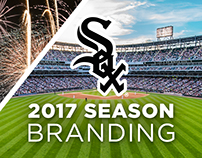 Chicago White Sox 2017 Season Branding