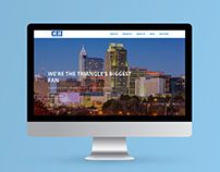 CEI: The Digital Office Website Redesign