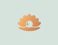 Pearl logo design