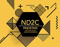 NATIONAL DIGITAL DESIGN CONFERENCE PAKISTAN - ND2C