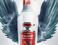 Komaroff - The Real Vodka