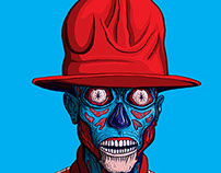 The REAL Pharrell Williams - THEY LIVE