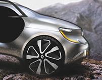 Renault Conecture 2025 Concept