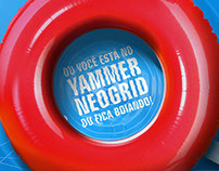 Endomarketing - Neogrid (Campanha Yammer)