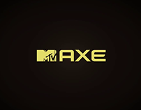Axe - Dark y Gold
