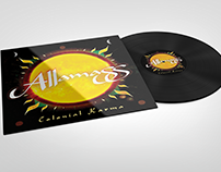 Allamass - Album Cover