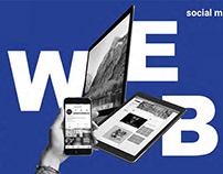 Grafice per social media e UX design