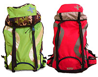 Rucksack for Women Hikers
