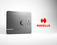 Switches for Havells