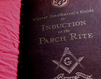 Master Freemason's Guide to Induction to the Parch Rite