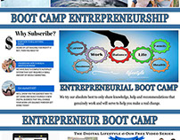 Entrepreneurial Boot Camp