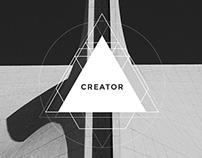 Geometric Banner Creator