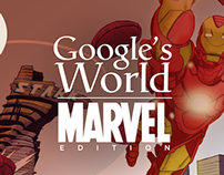 Google's World - Marvel Edition